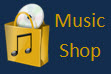 Music Shop Button for MFM April 2014