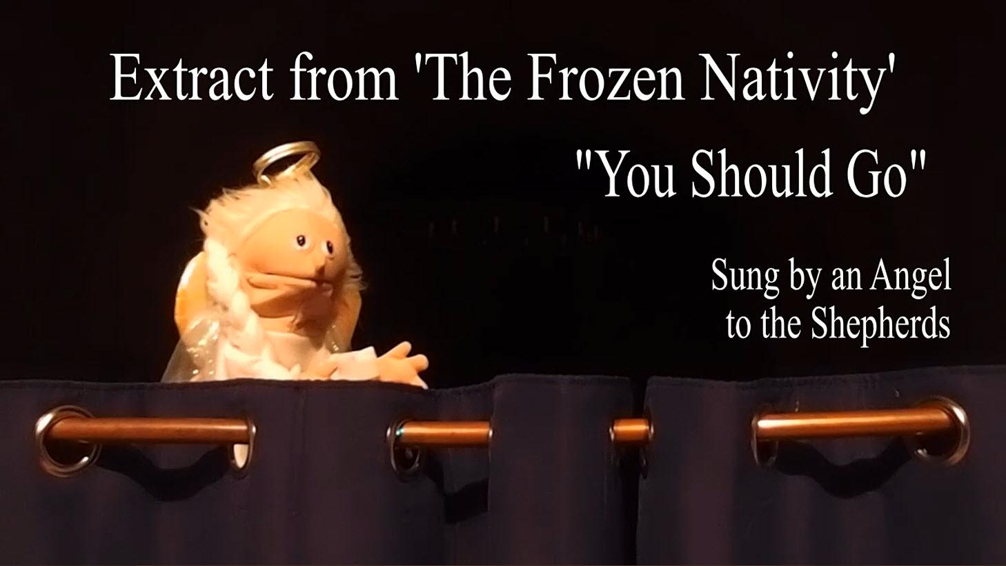 The Frozen Nativity - a taster