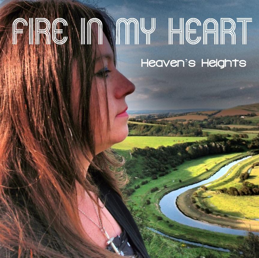 fire in my Heart single cover jpg